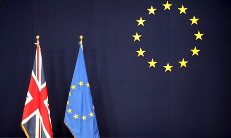"UK ""must stay in EU"", says London First"