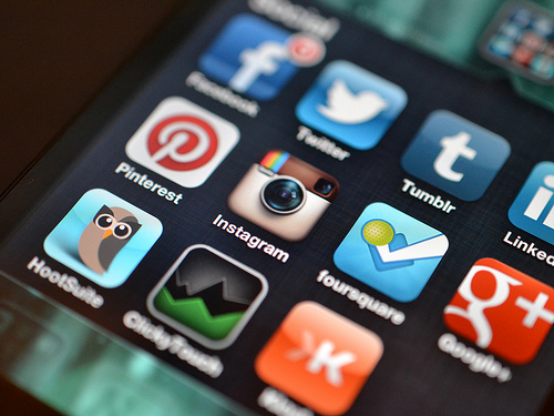 Making social media networking business-friendly