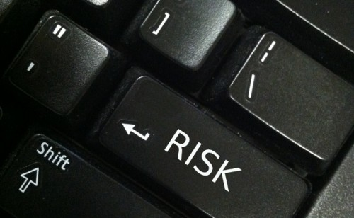 Business risk rises for first time in 12 months