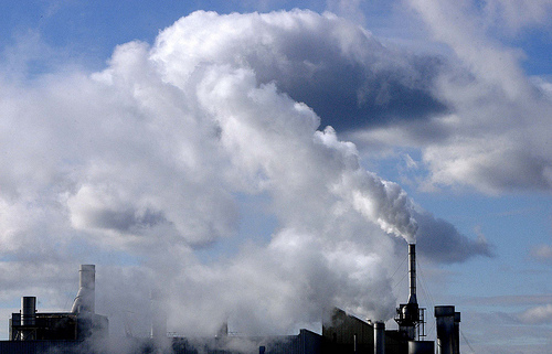 Greenhouse gases: Companies risk financial ruin, warns Oxfam
