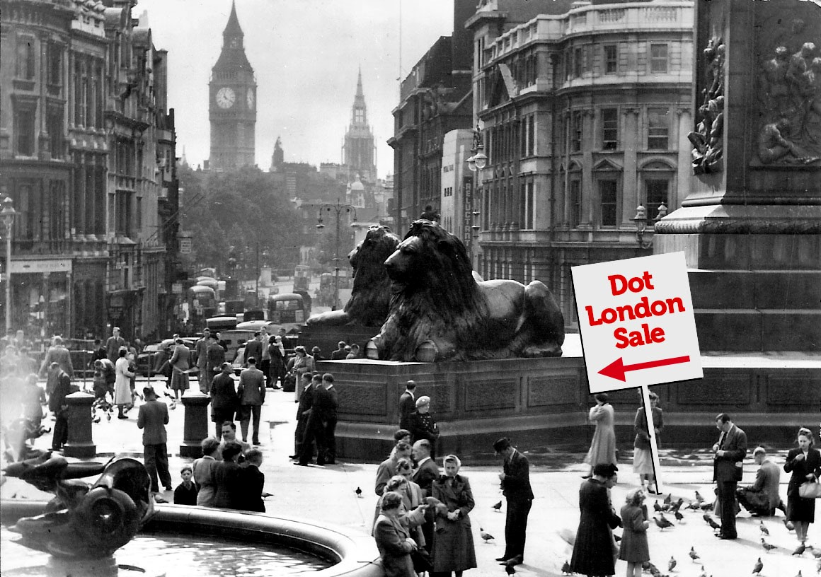 Can a dot London domain help your online presence