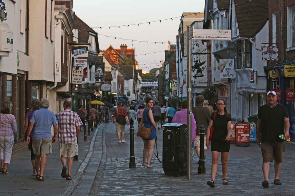 Five changes that could help save the High Street