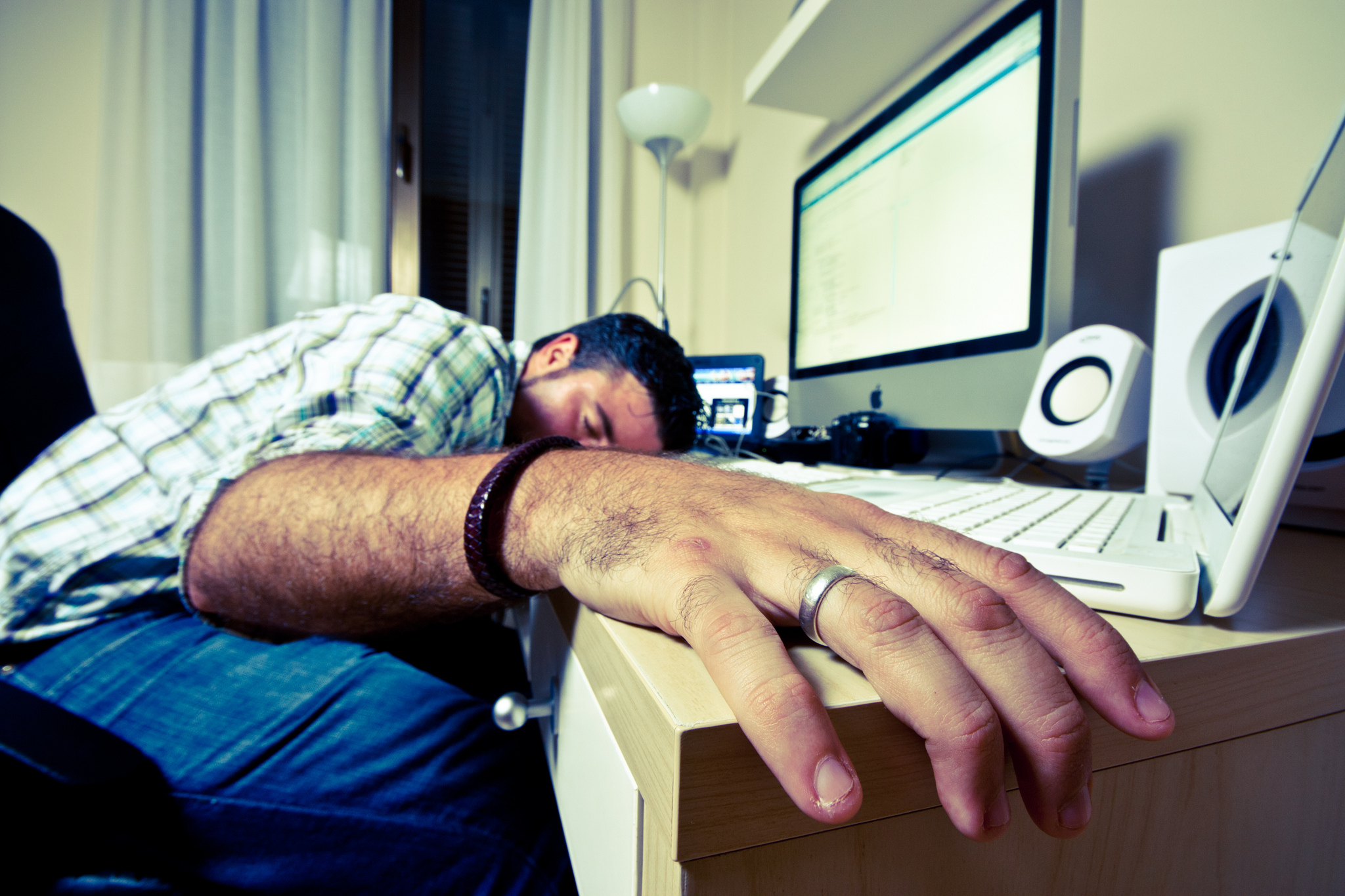 British workforce not getting enough sleep