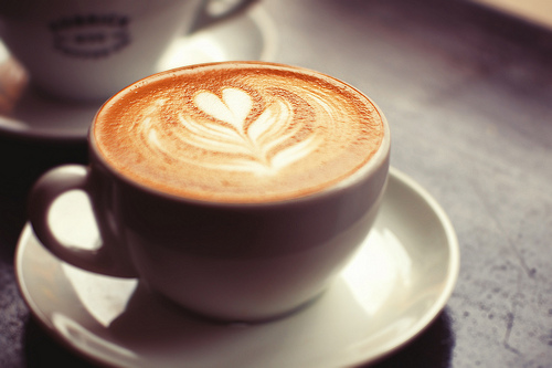 Have you been to the 'coffice' this morning?