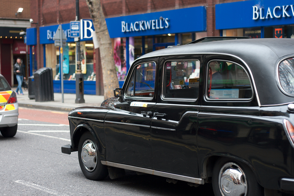 Charlie Mullins: Cabbies should rise to the challenge of competition