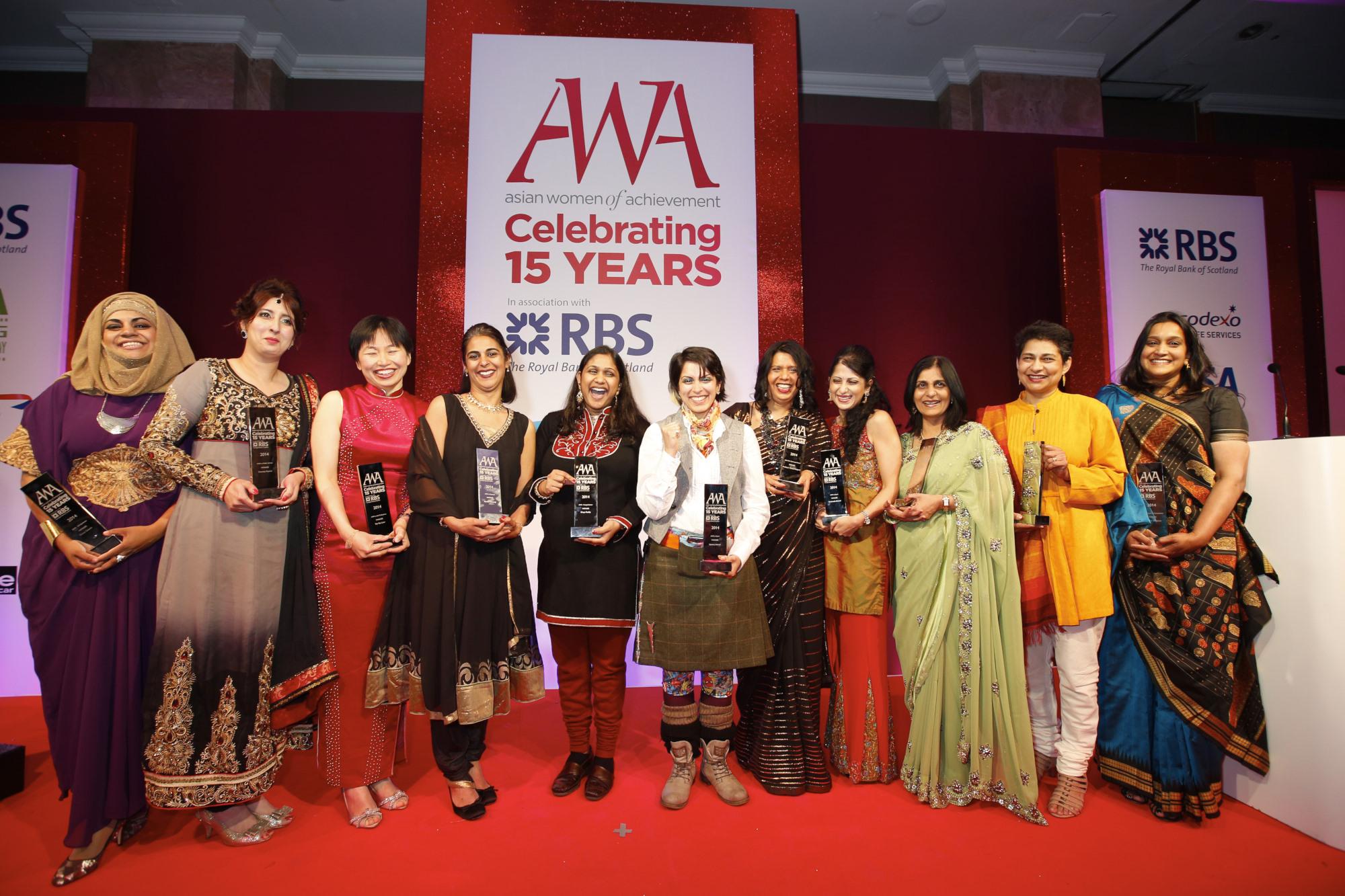 AWA 2014: The winners