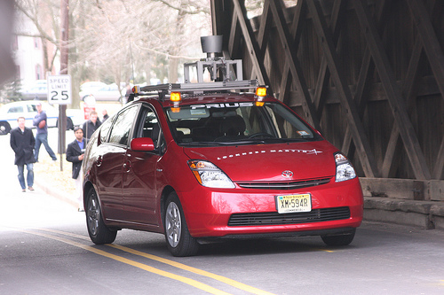 """Driverless cars to take to UK roads in """"less than 6 months"""""""