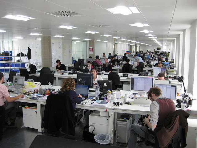 Property conversions stoking shortage of office space