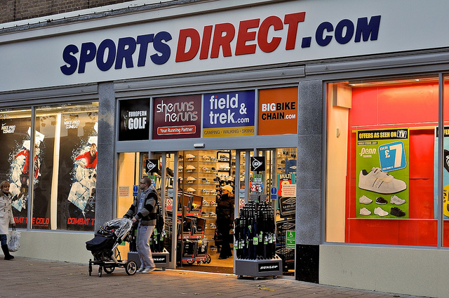 """IoD blasts Mike Ashley over """"weak"""" governance of Sports Direct"""