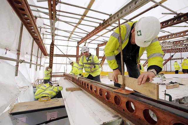 Construction sector could face skills shortage as housebuilding booms