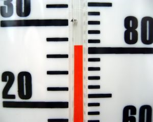 Retail sales heat up due to rising temperature