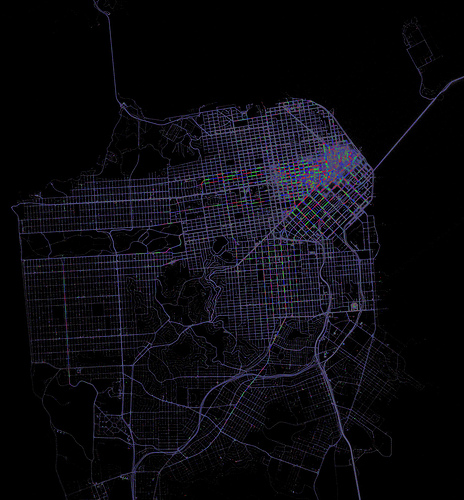 Legal issues around location data and augmented reality