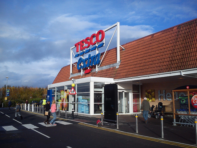 """Councils propose """"Tesco tax"""" levy for big supermarkets"""
