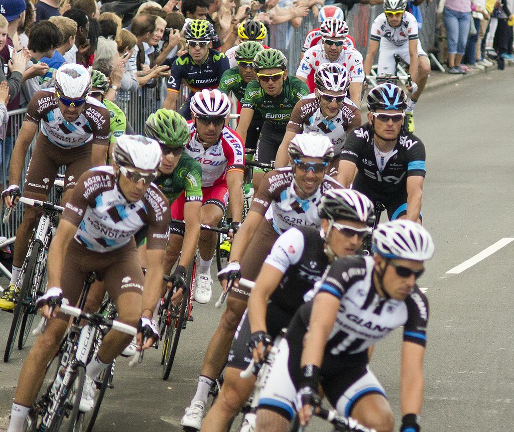 Business owner thinks Tour de France gridlock is 'superb'