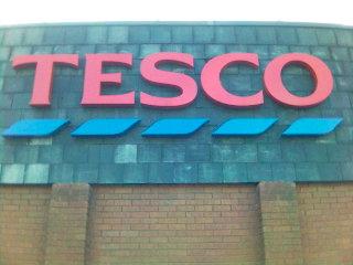 Tesco fails to trademark blue dashes