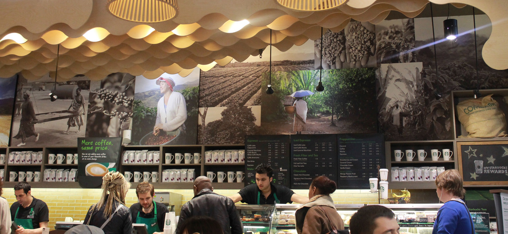 How Starbucks adapts to local tastes when going abroad