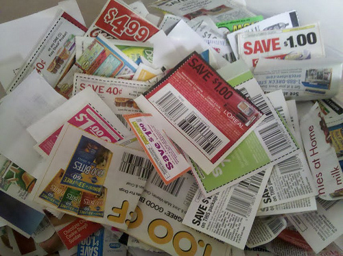 Retailers are driving use of coupons