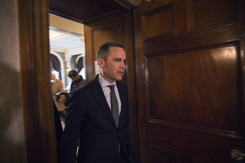 Carney: Bank of England is prepared for Scottish 'yes' vote