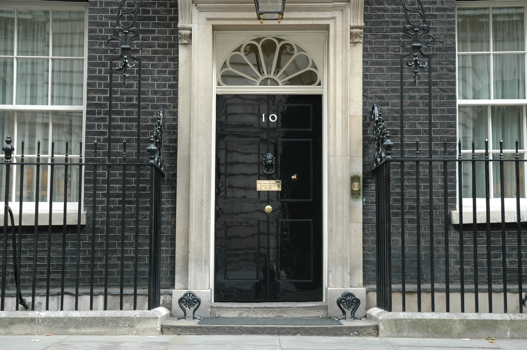 Startups take the limelight and pitch at Number 10