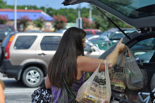 Savvy grocery shoppers using 2 or more stores on same trip