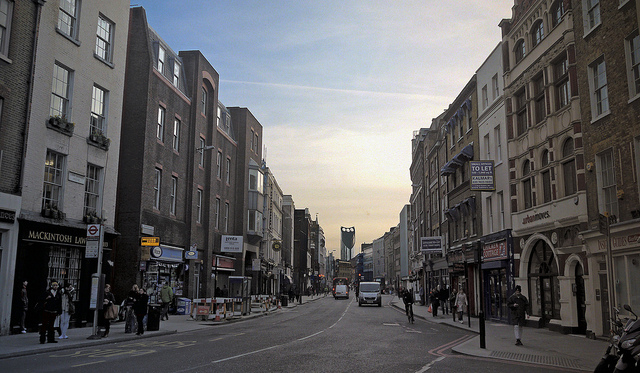Labour considering expansion of high street levy