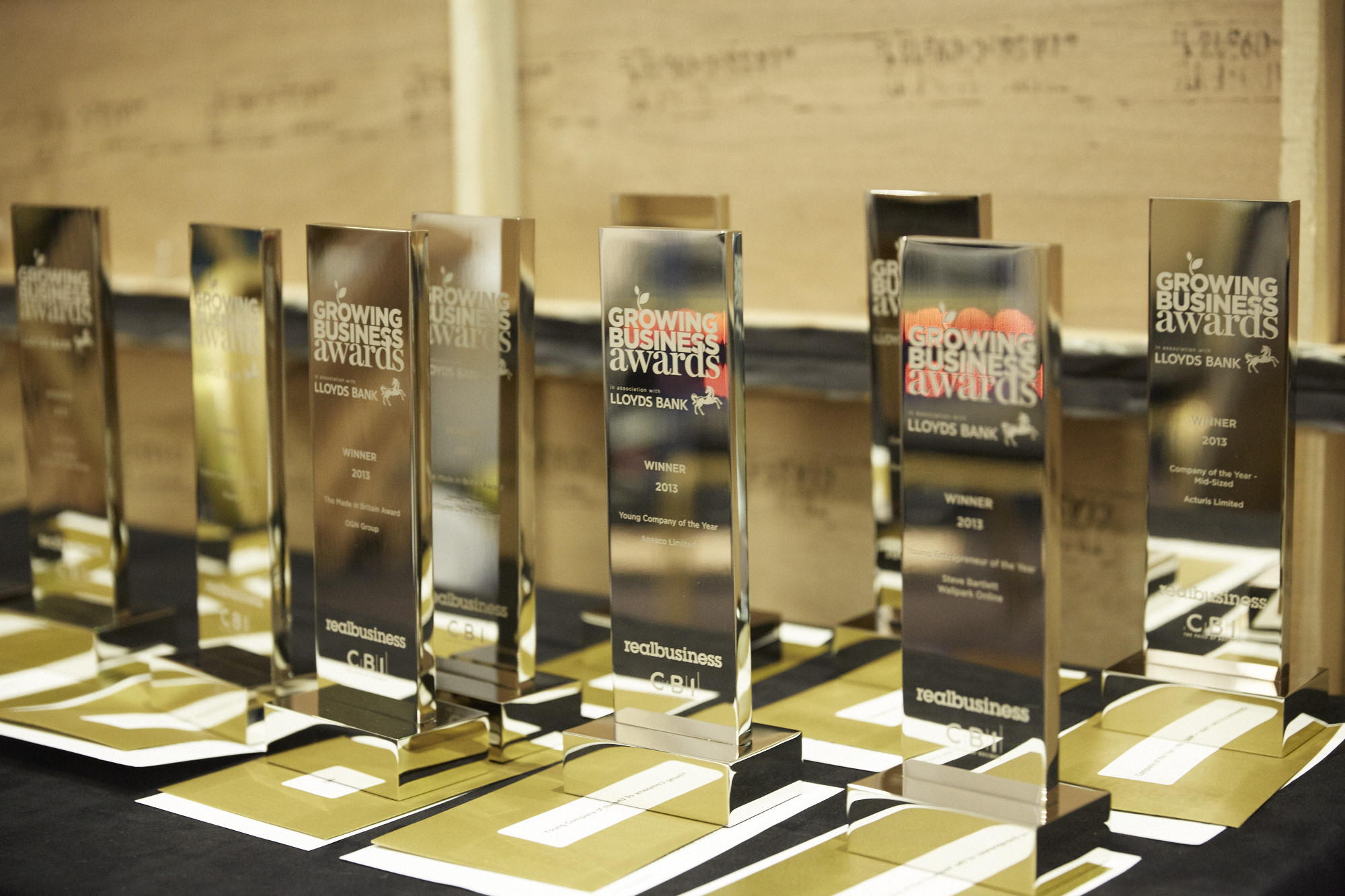 Growing Business Awards 2014 shortlists announced