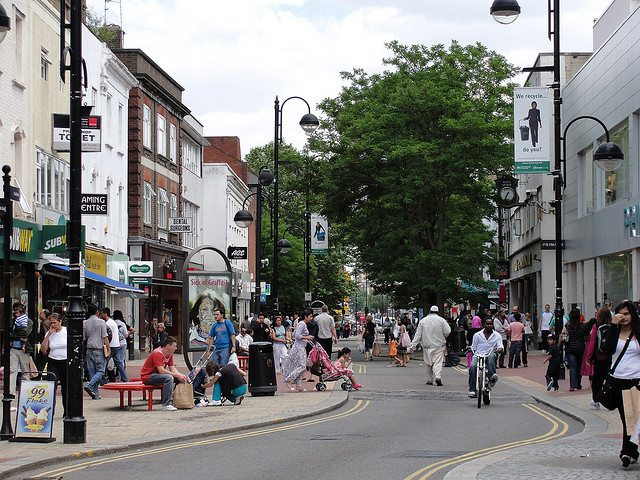 High street growth strong, new figures show