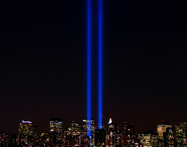 Was it really a good idea to use 9/11 to build brand awareness?