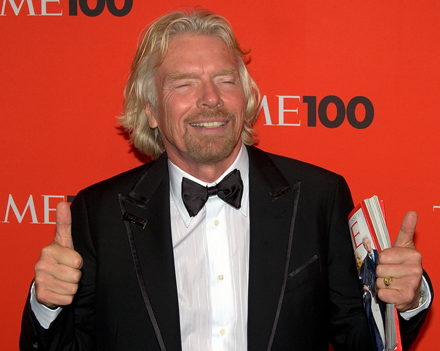 Richard Branson looks set to float Virgin Money for £2bn
