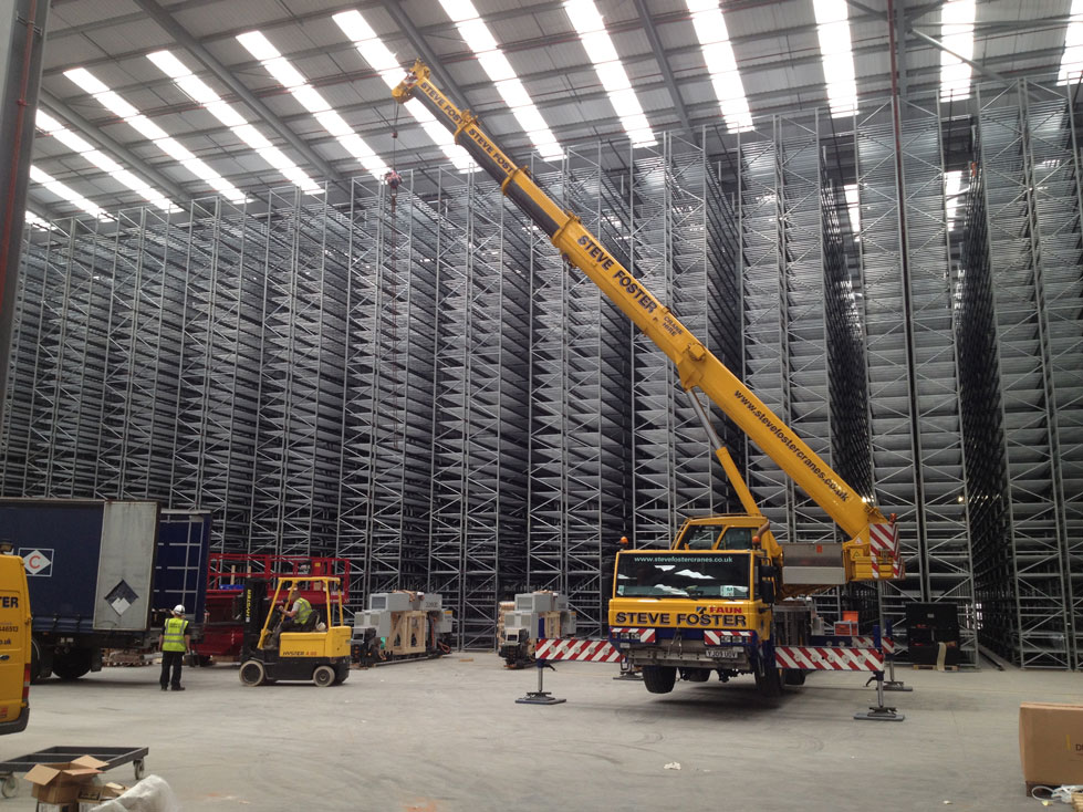 Asos warehouse fire cost up to ?30m in sales