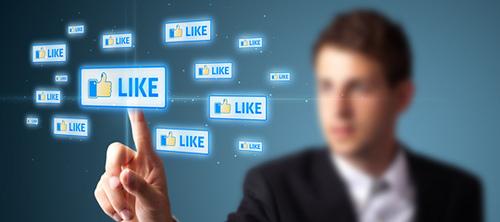 Informal communication is key on social media