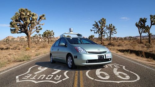 The driverless car could 'disrupt' business as we know it