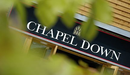 English winery Chapel Down breaks crowdfunding record