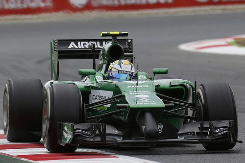 Caterham F1 manufacturer goes into administration