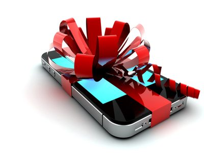 Xmas mobile spend to exceed ?250 per person this year?