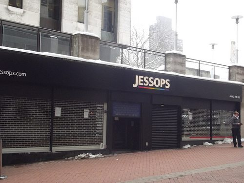 Jessops, a major victim of the recession, could be back on track