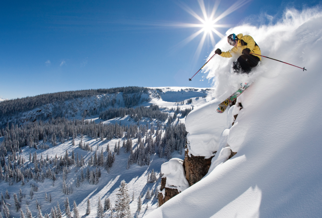 The 10 most expensive ski resorts for entrepreneurs this winter