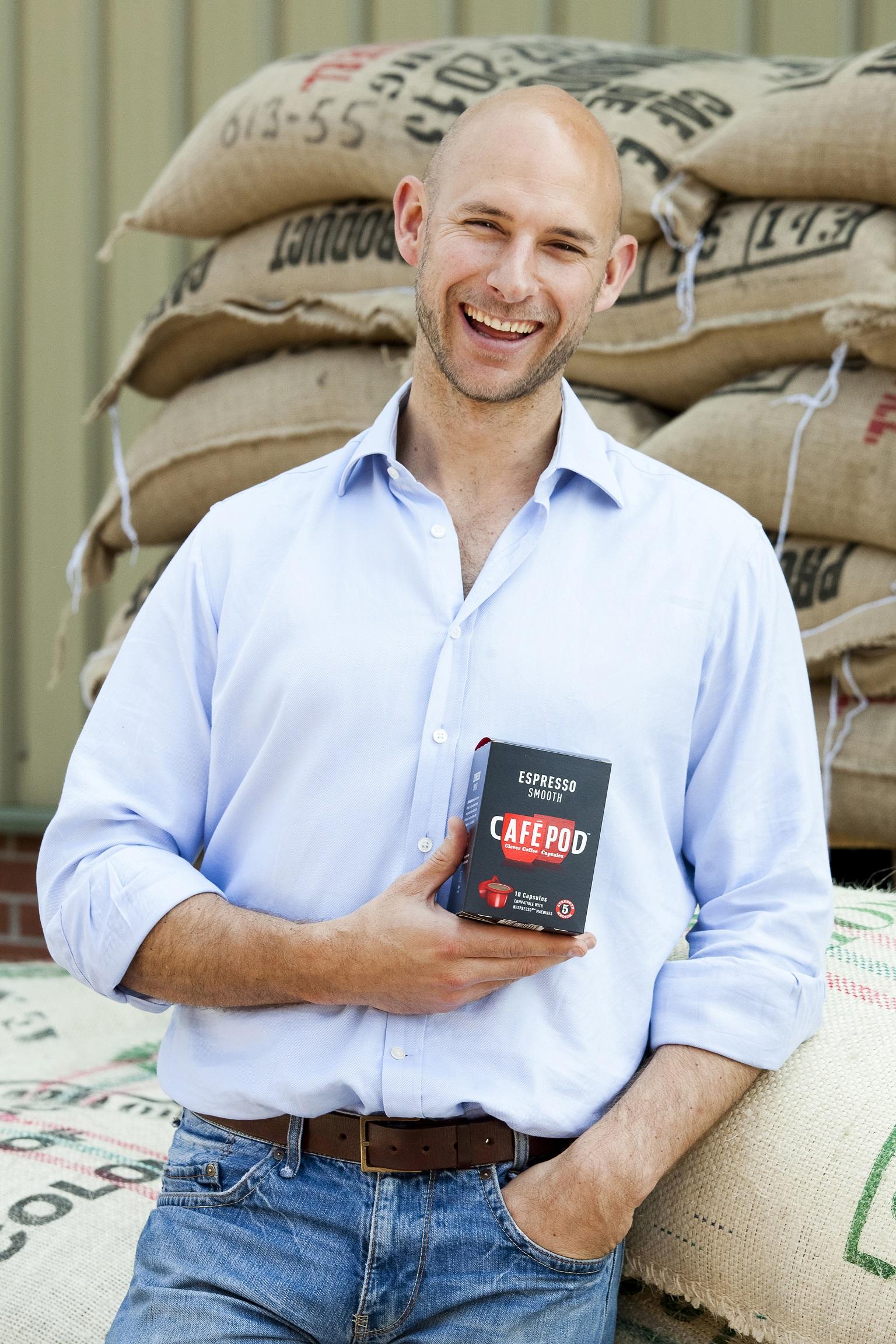 Taking roasted in Britain coffee global