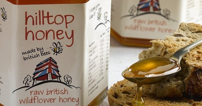 How Hilltop Honey built a brand around bees