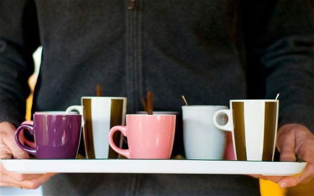Tea, dear? Graduates spend 313 hours a year on the tea run
