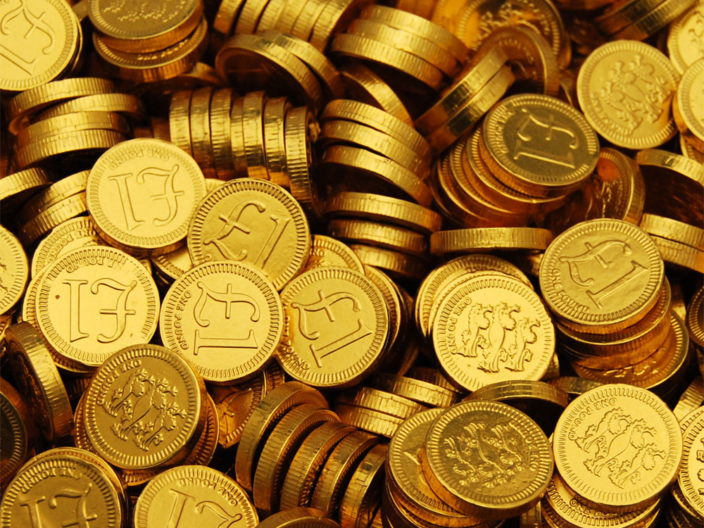 Not just chocolate coins: British confectionary exports surpass £1bn