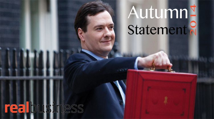 Autumn Statement 2014: What entrepreneurs and business builders want George Osborne to announce
