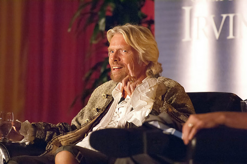 Is it time for Richard Branson to step out of the public spotlight?
