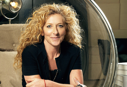Dragons' Den investor Kelly Hoppen leads calls for more female exporters