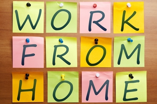 7 top tips to work efficiently from home