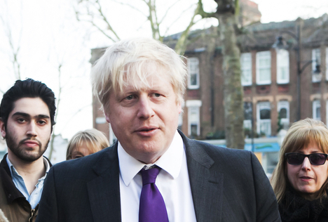 Boris Johnson lauds fintech sector as he heads trade delegation to Asia