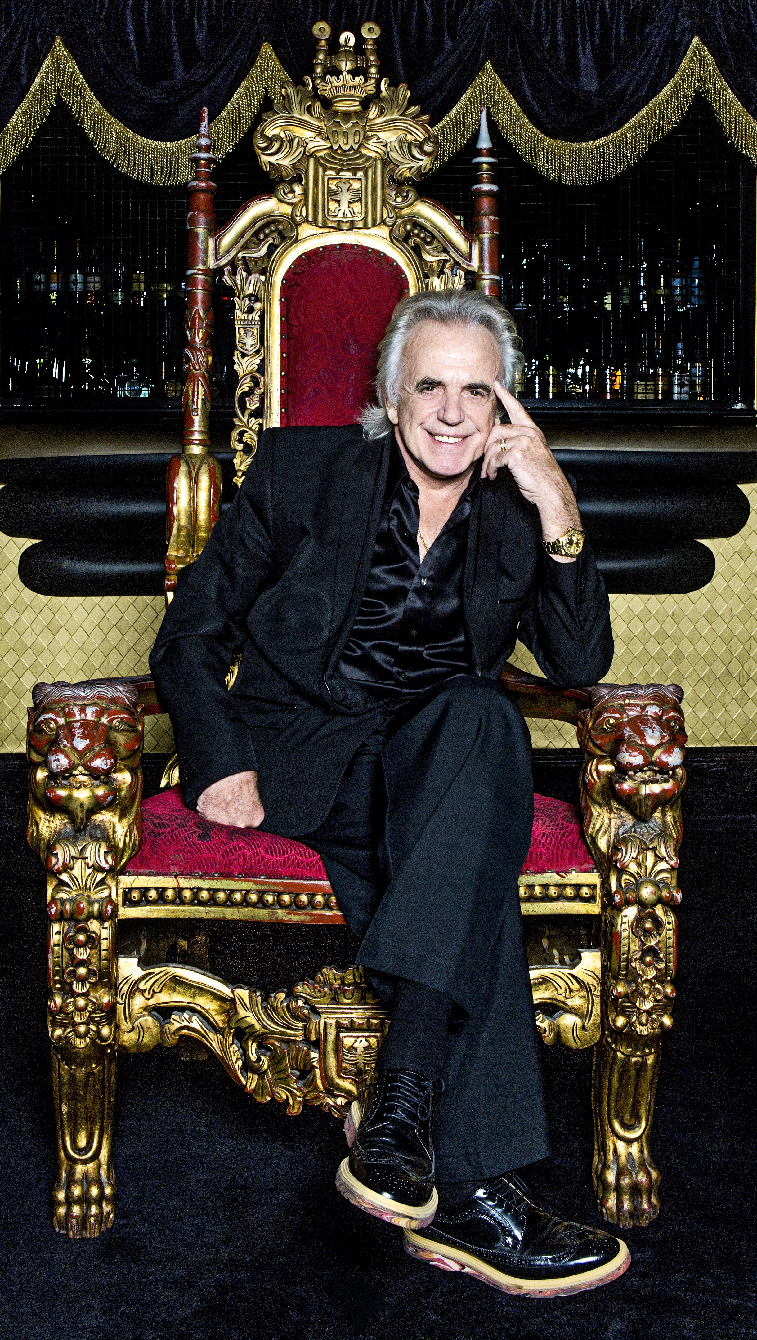 Peter Stringfellow: I don't want to be the Hugh Hefner of Europe