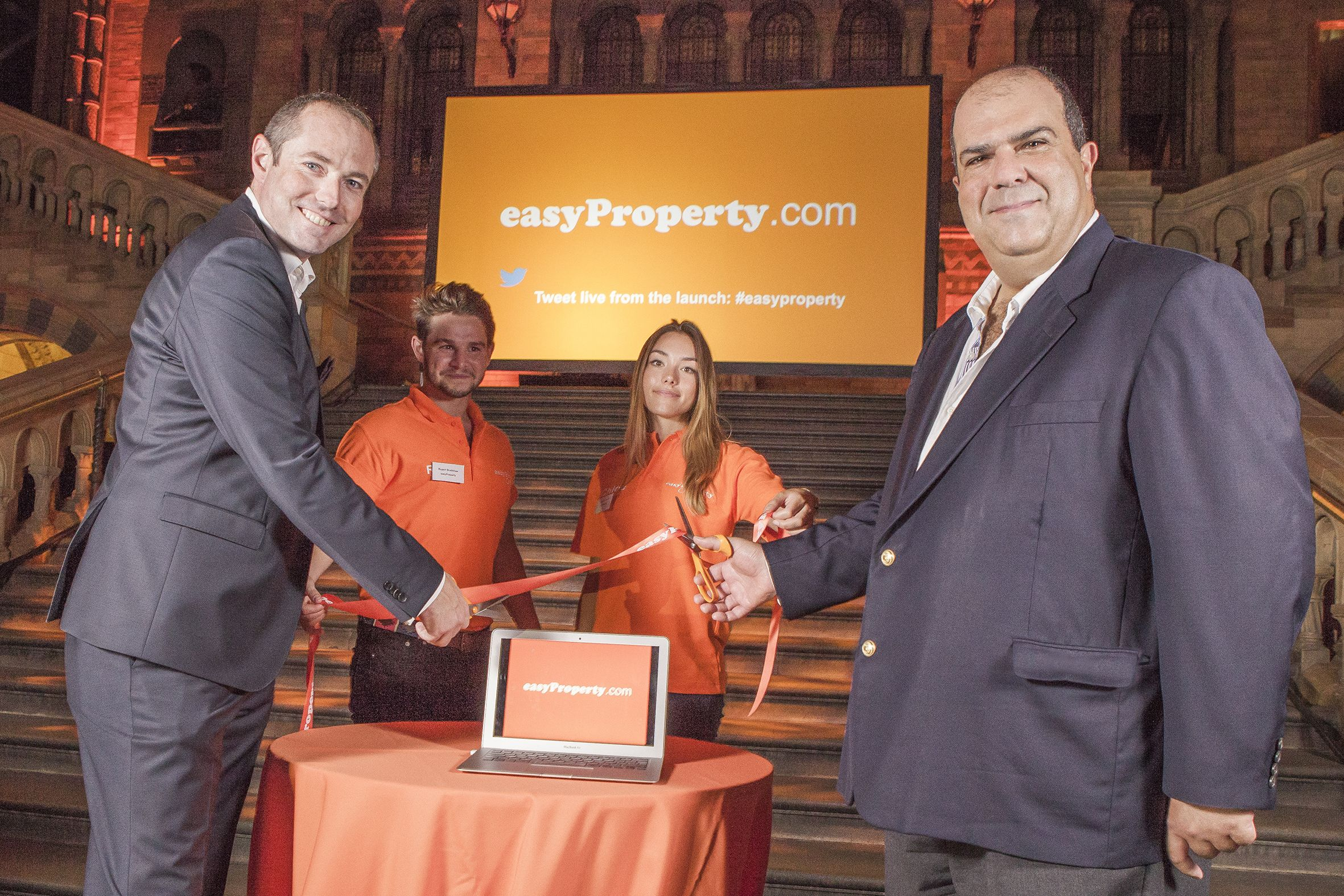 Leveraging the easyGroup branding to disrupt the property sector