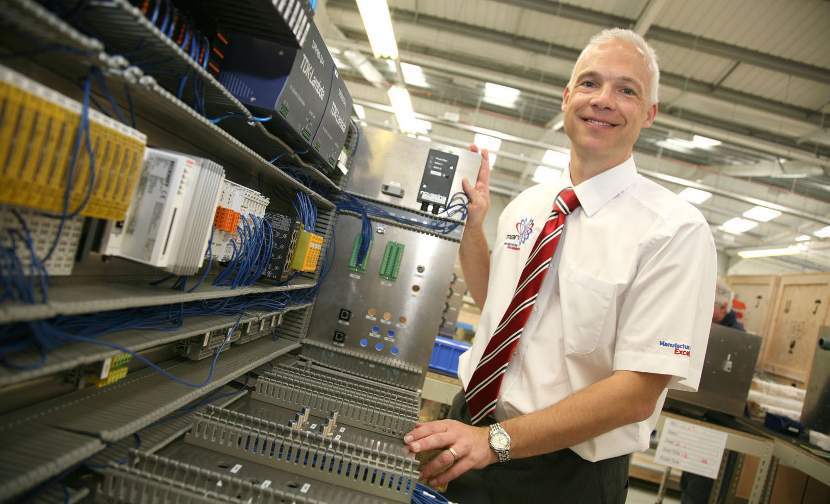 SME manufacturing role model calls for greater investment