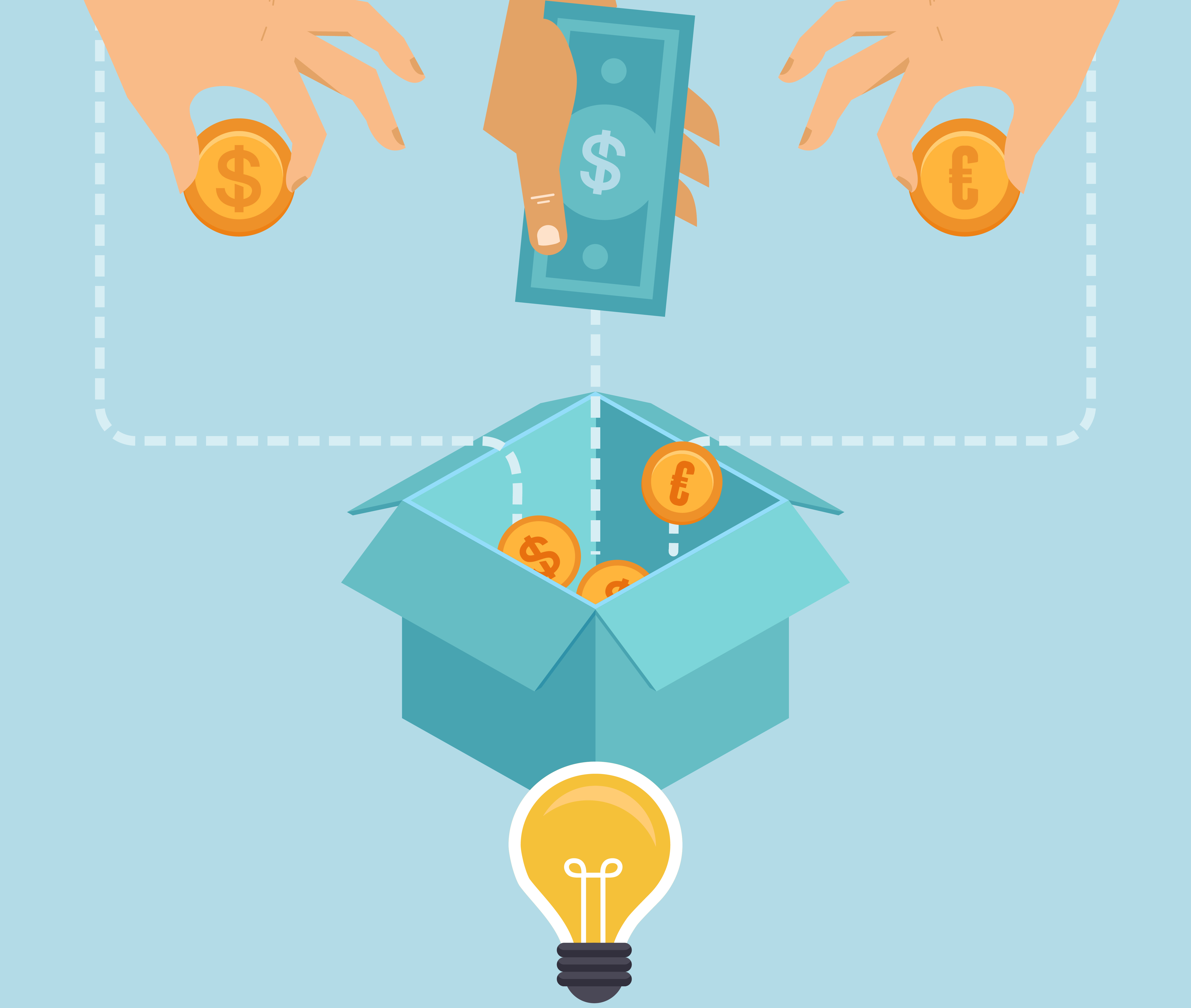 The anatomy of what goes into crowdfunding campaigns
